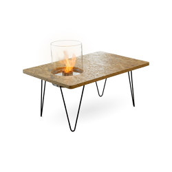 Fire Table Mini | Bracieri senza canna fumaria | Planika