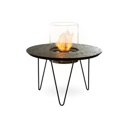 Fire Table Round | Bracieri senza canna fumaria | Planika