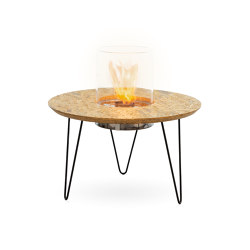Fire Table Round | Ventless fires | Planika