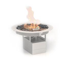Galio Fire Pit Insert | Bracieri senza canna fumaria | Planika