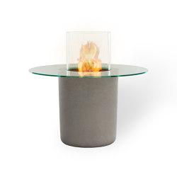 Jar Table | Ventless fires | Planika