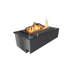 L-Fire Insert | Fireplace inserts | Planika