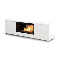 Pure Flame TV Box | Fireplace inserts | Planika