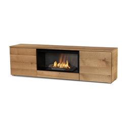 Pure Flame TV Box | Kamineinsätze | Planika