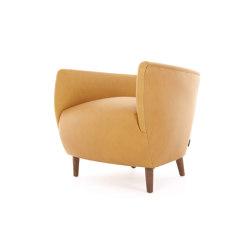 Bronte Lounge Chair   Armchairs   Dare Studio