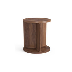 Drum Tall Side Table | Tavolini alti | Dare Studio