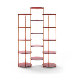 Long Playing étagère 3 columns | Shelving | Eponimo