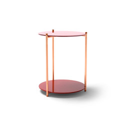 Long Playing side tables | Mesas auxiliares | Eponimo