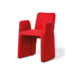 Nova OW armchair on wheels | Stühle | Eponimo
