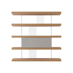 F2 Bookcases | G. Line | Shelving | Forme's Collection