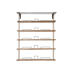 F3 Bookcases | J. Urban | Estantería | Forme's Collection