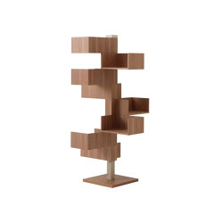 F4 Bookcases | Tree Form 43 | Estantería | Forme's Collection