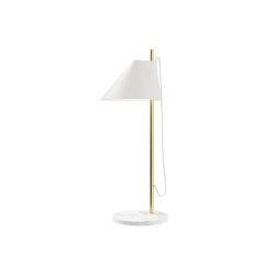 Yuh Brass Table | Table lights | Louis Poulsen
