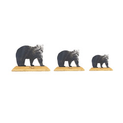 Animals | Bear | Objets | Antique Mirror