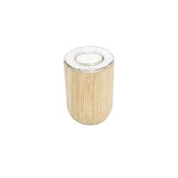 Candles | Tea light medium | Candlesticks / Candleholder | Antique Mirror