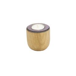 Candles | Tea light small | Candlesticks / Candleholder | Antique Mirror