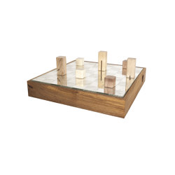 Container | Chess board | Contenedores / Cajas | Antique Mirror