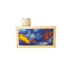 Shelves | Frame Shelf Small | Shelving | Antique Mirror
