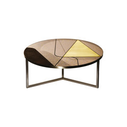 Tables | Atlas 80 | Couchtische | Antique Mirror