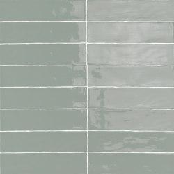 Linea Verde Menta | Baldosas de cerámica | Eccentrico