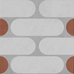 Quadra Decoro | Baldosas de cerámica | Eccentrico
