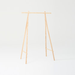 Coat Stand Ash 100 | Appendiabiti | Made by Hand