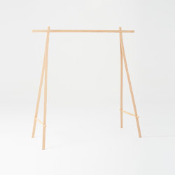 Coat Stand Ash 150 | Appendiabiti | Made by Hand