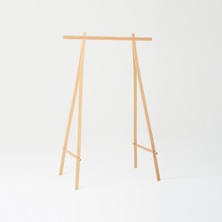 Coat Stand Oak 100 | Coat racks | Made By Hand