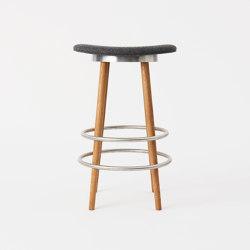 Sturdy Stool Bar Stool | Bar stools | Made by Hand
