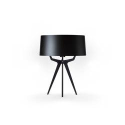 No. 35 Table Lamp Shiny-Matt Collection - Shiny Black - Fenix NTM® | Table lights | BALADA & CO.