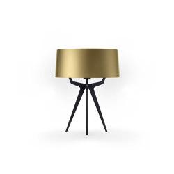 No. 35 Table Lamp Shiny-Matt Collection - Bronze gold - Fenix NTM® | Table lights | BALADA & CO.