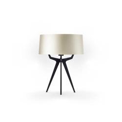No. 35 Table Lamp Shiny-Matt Collection - Silky Cream - Fenix NTM® | Table lights | BALADA & CO.