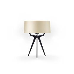No. 35 Table Lamp Shiny-Matt Collection - Tan Gold - Fenix NTM® | Table lights | BALADA & CO.