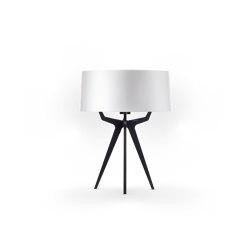 No. 35 Table Lamp Shiny-Matt Collection - Shiny White - Fenix NTM® | Table lights | BALADA & CO.