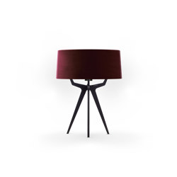 No. 35 Table Lamp Velvet Collection - Prugna - Fenix NTM® | Table lights | BALADA & CO.