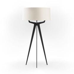 No. 35 Floor Lamp Matt Collection - Off White - Fenix NTM® | Free-standing lights | BALADA & CO.