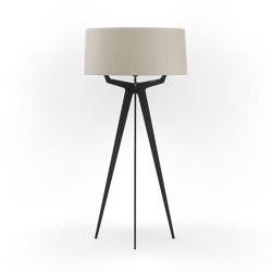 No. 35 Floor Lamp Matt Collection - Light Taupe - Fenix NTM® | Free-standing lights | BALADA & CO.