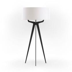No. 35 Floor Lamp Matt Collection - Soft White - Fenix NTM® | Free-standing lights | BALADA & CO.