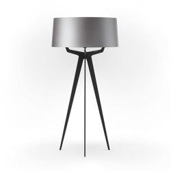 No. 35 Floor Lamp Shiny-Matt Collection - Macchiato - Fenix NTM® | Free-standing lights | BALADA & CO.