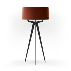 No. 35 Floor Lamp Velvet Collection - Safran - Fenix NTM®   Free-standing lights   BALADA & CO.
