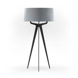 No. 35 Floor Lamp Velvet Collection - Acier - Fenix NTM®   Free-standing lights   BALADA & CO.