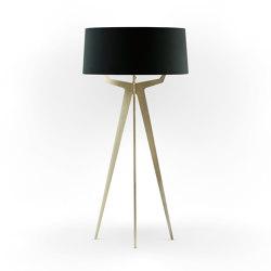 No. 35 Floor Lamp Velvet Collection - Cactus - Brass   Free-standing lights   BALADA & CO.
