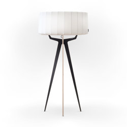 No. 35 Floor Lamp Vintage Collection - Satin White - Multiplex | Free-standing lights | BALADA & CO.