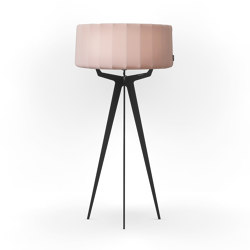 No. 35 Floor Lamp Vintage Collection - Rose PowderII - Fenix NTM® | Free-standing lights | BALADA & CO.