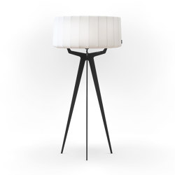 No. 35 Floor Lamp Vintage Collection - Satin White - Fenix NTM® | Free-standing lights | BALADA & CO.