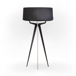 No. 35 Floor Lamp Vintage Collection - Black - Multiplex | Free-standing lights | BALADA & CO.