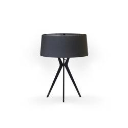No. 43 Table Lamp Matt Collection - Deep Black - Fenix NTM® | Table lights | BALADA & CO.