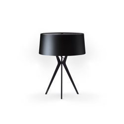 No. 43 Table Lamp Shiny-Matt Collection - Shiny Black - Fenix NTM®   Table lights   BALADA & CO.