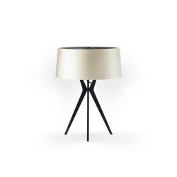 No. 43 Table Lamp Shiny-Matt Collection - Silky Cream - Fenix NTM®   Table lights   BALADA & CO.