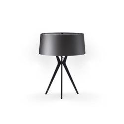 No. 43 Table Lamp Shiny-Matt Collection - Night Grey - Fenix NTM®   Table lights   BALADA & CO.